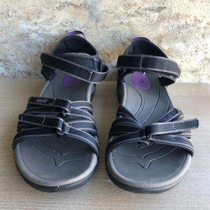 Teva Tirra Sport Sandals Hiking Womens sz 10